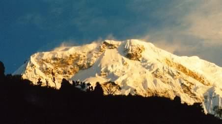 Annapurna Range!
