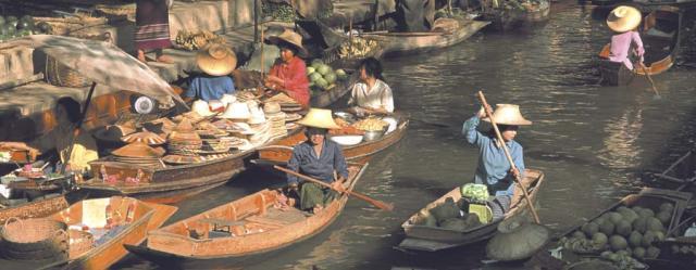 Thailand mindi market