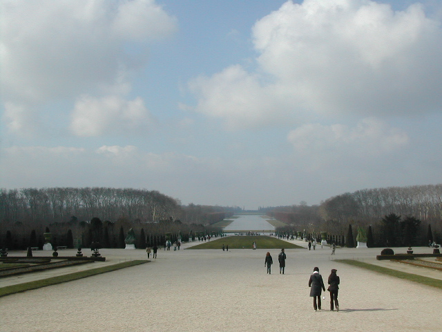 Chateau de versaille(The residence of Past kings) 12