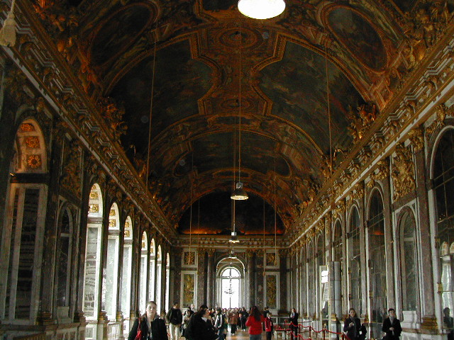 Chateau de versaille(The residence of Past kings) 10