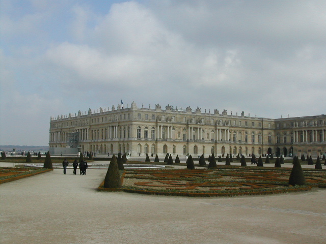 Chateau de versaille(The residence of Past kings)2
