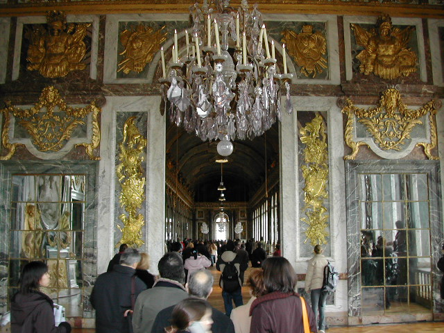 Chateau de versaille(The residence of Past kings) 9
