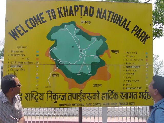 Khaptad