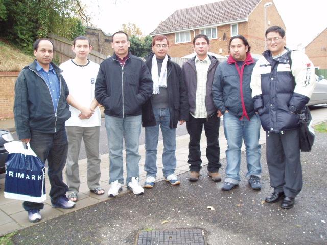 WNSO Meeting - UK