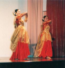 Stage Dance...