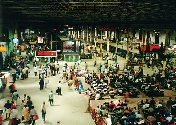 Chennei Railway station
