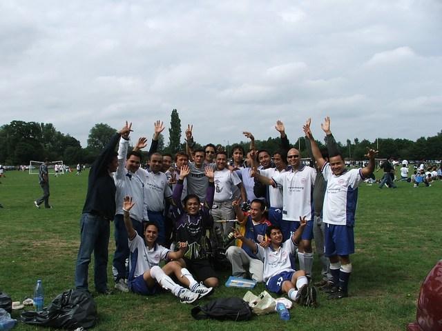 WNSO @ Yeti Cup Football