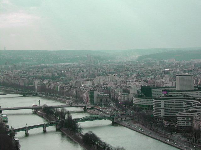 A view from Eiffel-Tower4