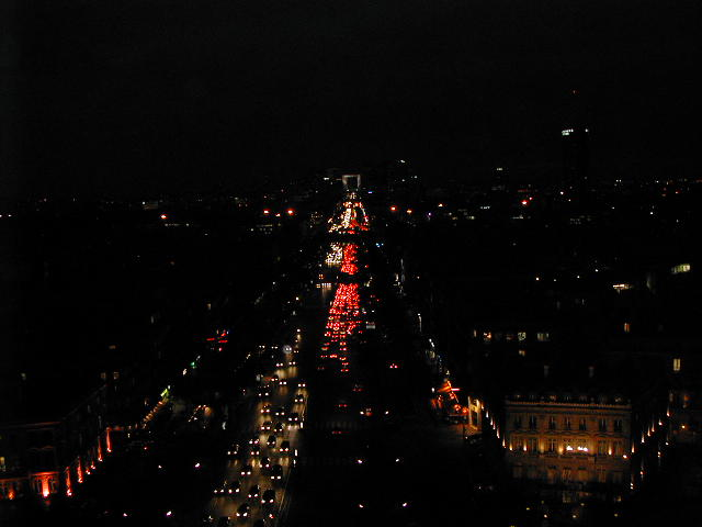 A views from champs Elyées2