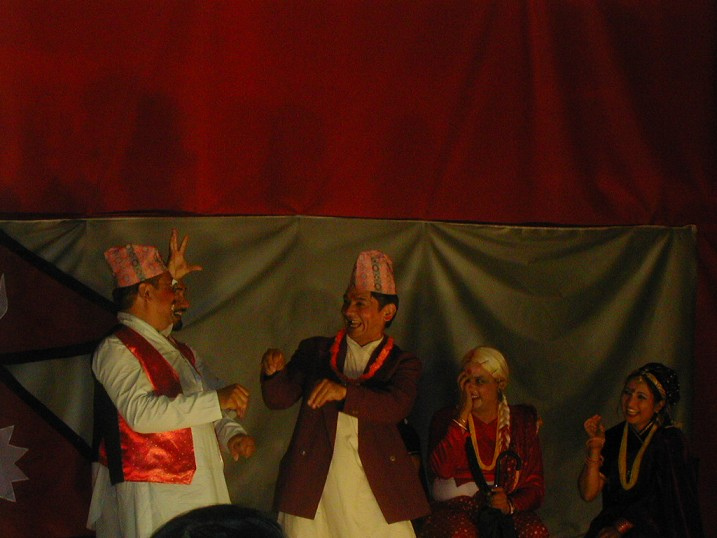 Nepalese Culture in France5