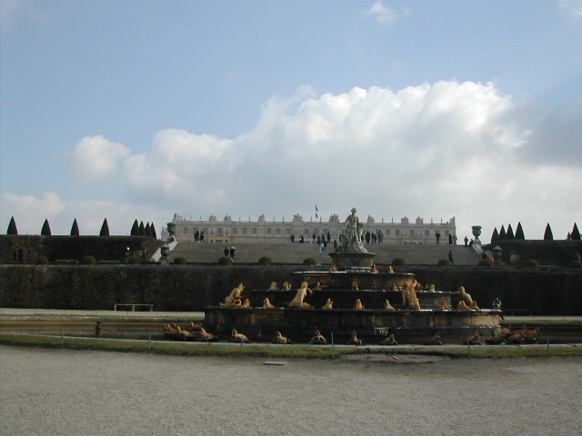 Chateau de versaille(The residence of Past kings)8