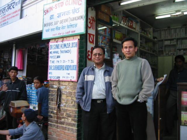 Sunil Joshi and Me